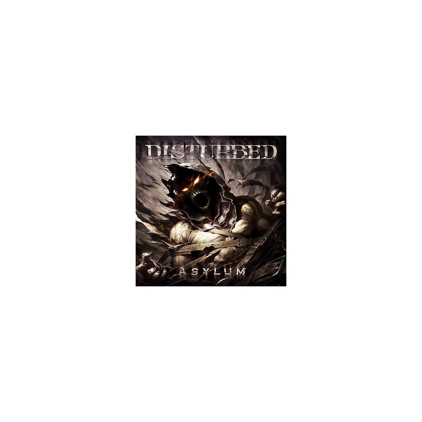 Alliance Disturbed - Asylum (CD) thumbnail