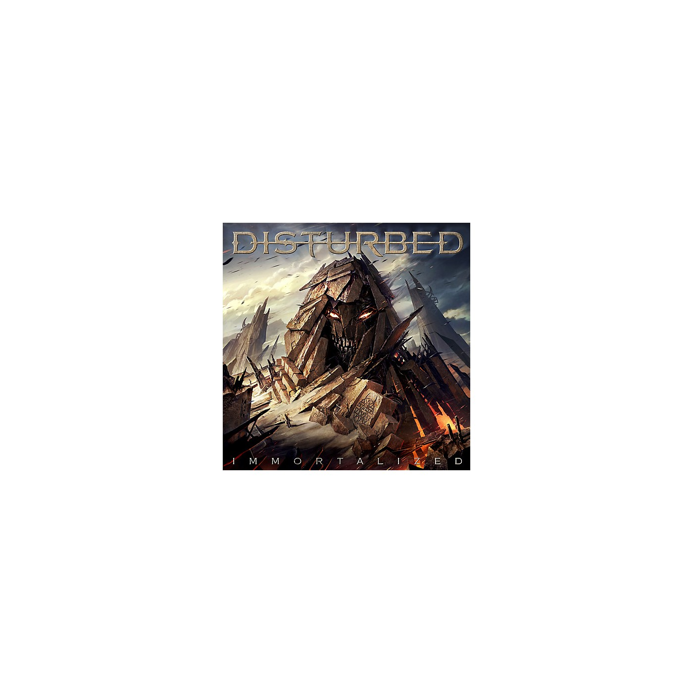 Alliance Disturbed - Immortalized (CD) thumbnail