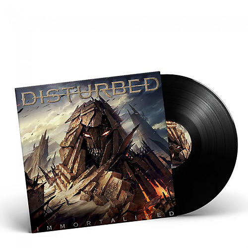 Alliance Disturbed - Immortalized thumbnail