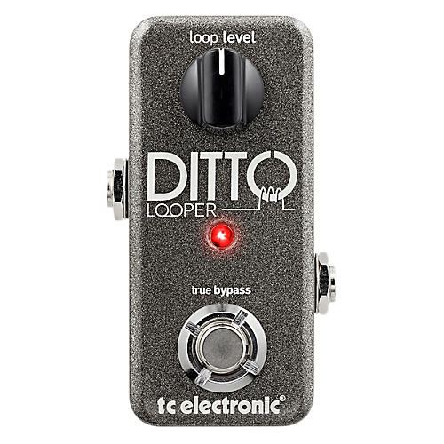TC Electronic Ditto Looper Guitar Effects Pedal thumbnail