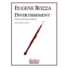 Southern Divertissement (English Horn) Southern Music Series Composed by Eugene Bozza