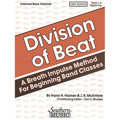 Southern Division of Beat (D.O.B.), Book 1A (Baritone B.C.) Southern Music Series Arranged by Tom Rhodes thumbnail