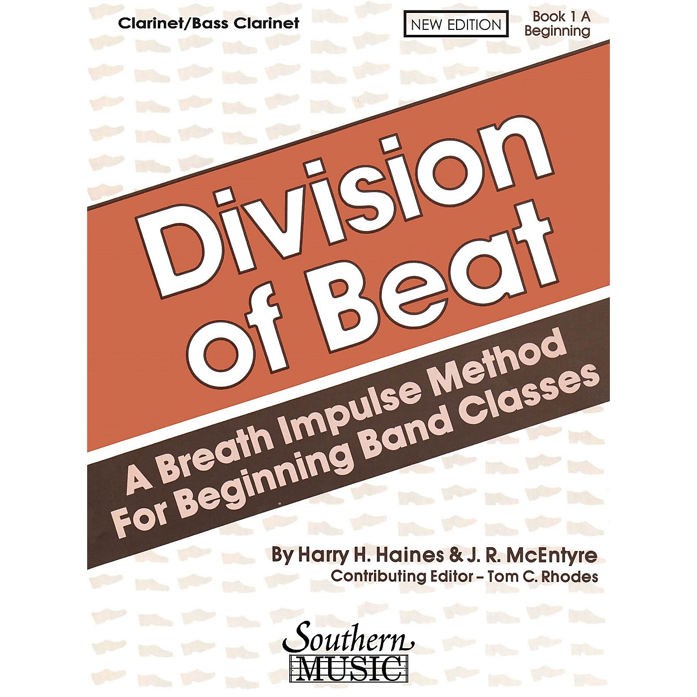Southern Division of Beat (D.O.B.), Book 1A (Conductor's Guide) Concert Band Level 1 Arranged by Tom Rhodes thumbnail