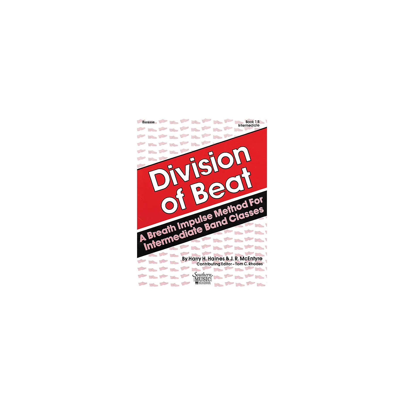 Southern Division of Beat (D.O.B.), Book 1B (Tuba/Bass) Southern Music Series Arranged by Tom Rhodes thumbnail