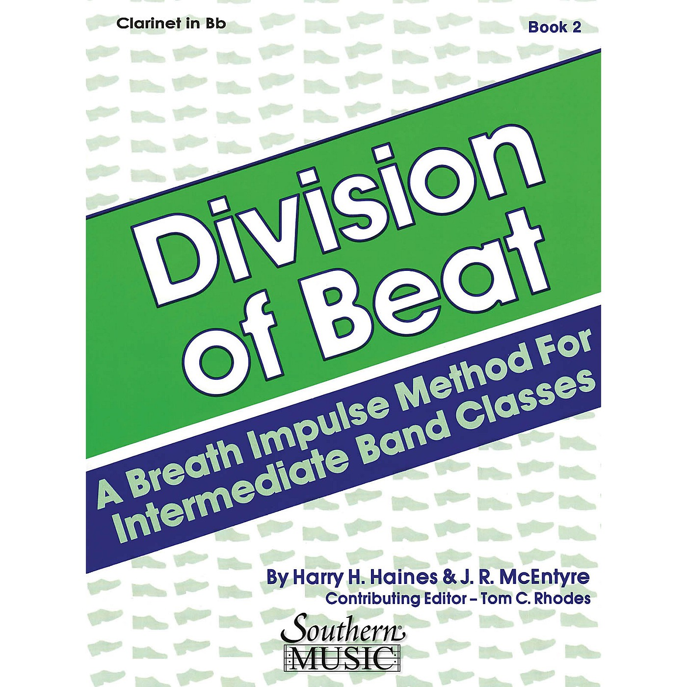Southern Division of Beat (D.O.B.), Book 2 (Alto Saxophone) Southern Music Series Arranged by Rhodes, Tom thumbnail