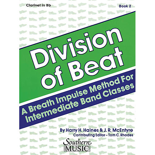 Southern Division of Beat (D.O.B.), Book 2 (Cornet/Trumpet) Southern Music Series Arranged by Rhodes, Tom thumbnail