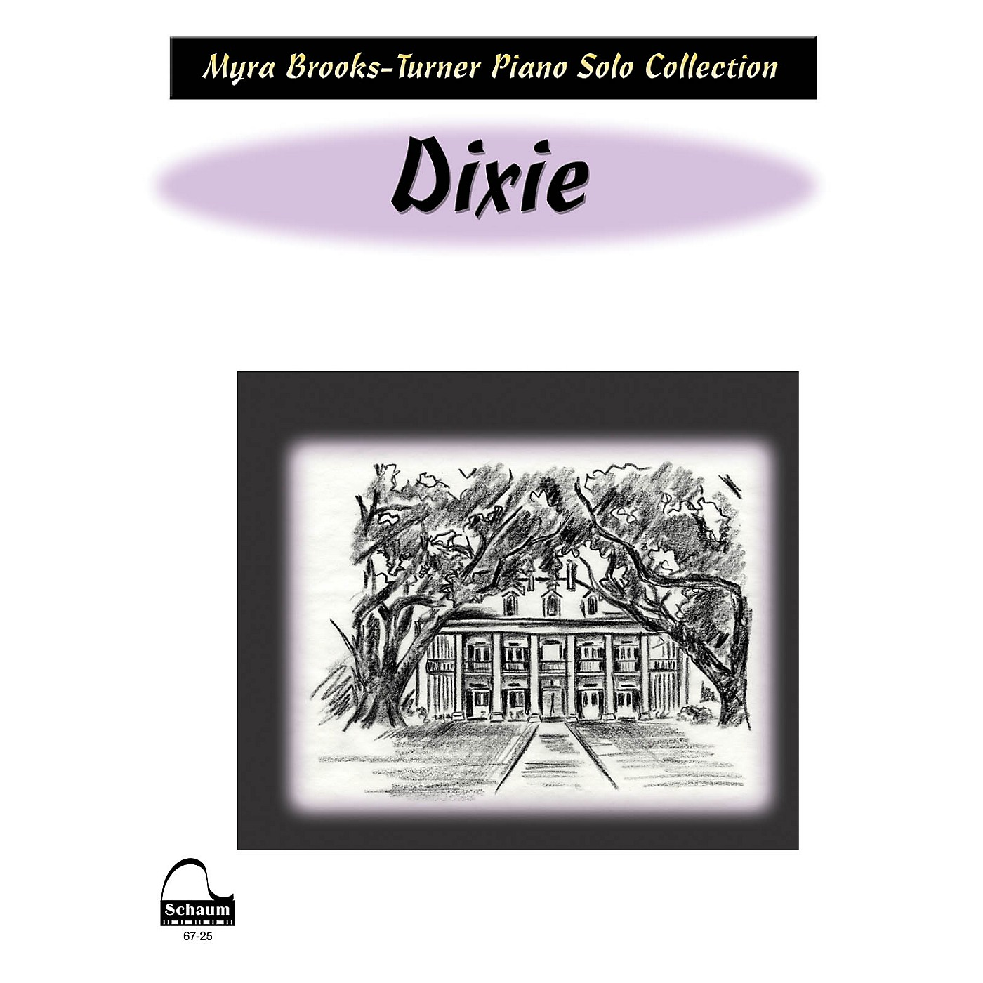 SCHAUM Dixie (NFMC 2016-2020 Federation Festivals Bulletin) Educational Piano Book (Level Early Advanced) thumbnail