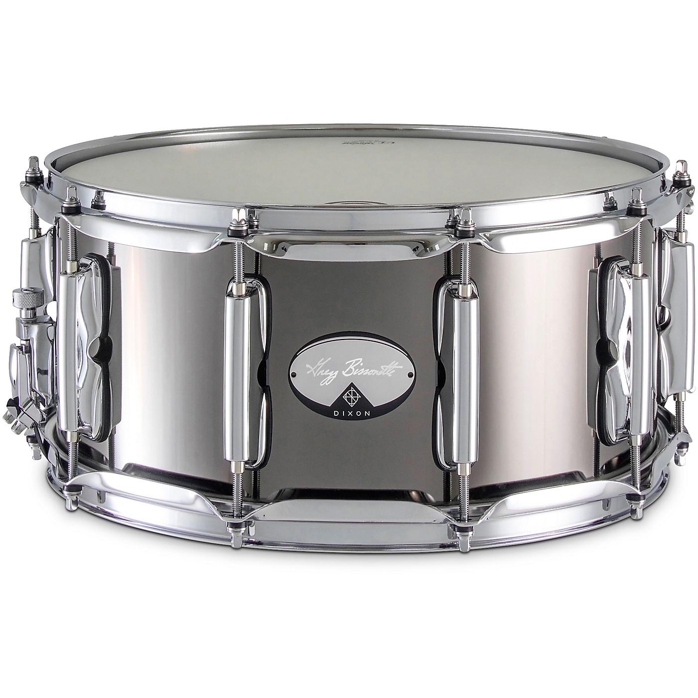 Dixon Dixon Signature Gregg Bissonette Steel Snare Drum thumbnail