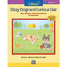 Alfred Dizzy Dogs and Curious Cats - This Is Music! Volume 6 Book & CD
