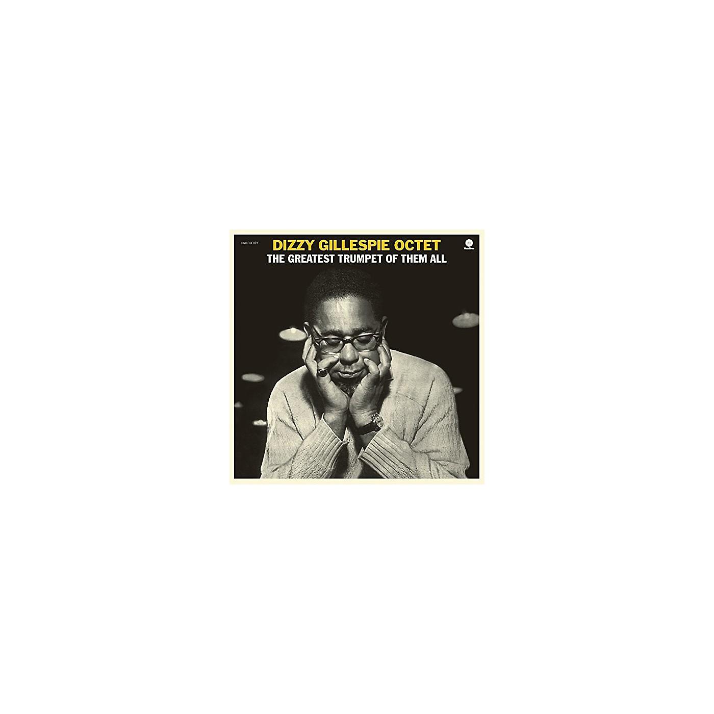 Alliance Dizzy Gillespie - Greatest Trumpet Of Them All + 1 Bonus Track thumbnail