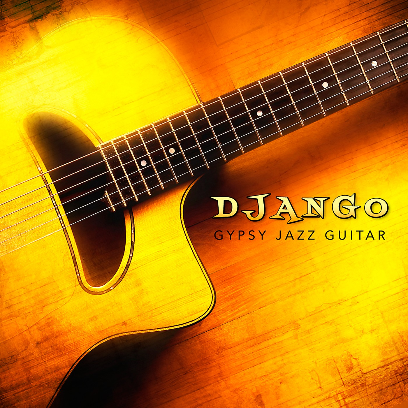 Impact Soundworks Django Gypsy Jazz Guitar (Download) thumbnail
