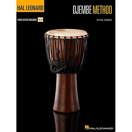 Hal Leonard Djembe Method Book/Online Video thumbnail