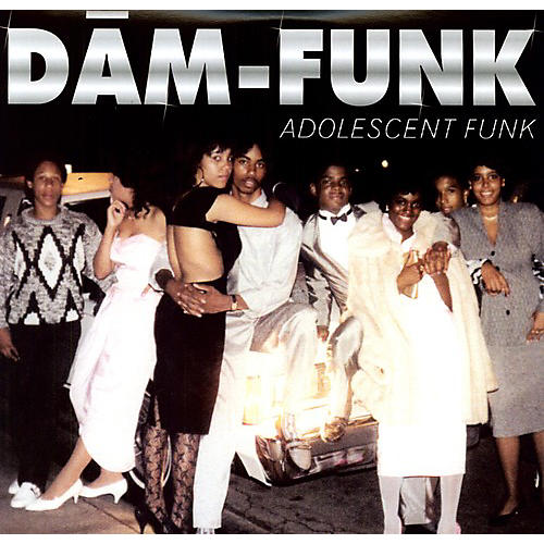 Alliance Dâm-Funk - Adolescent Funk thumbnail
