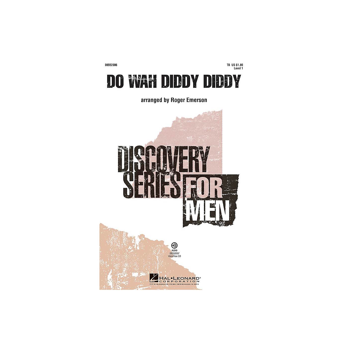 Hal Leonard Do Wah Diddy Diddy TB arranged by Roger Emerson thumbnail