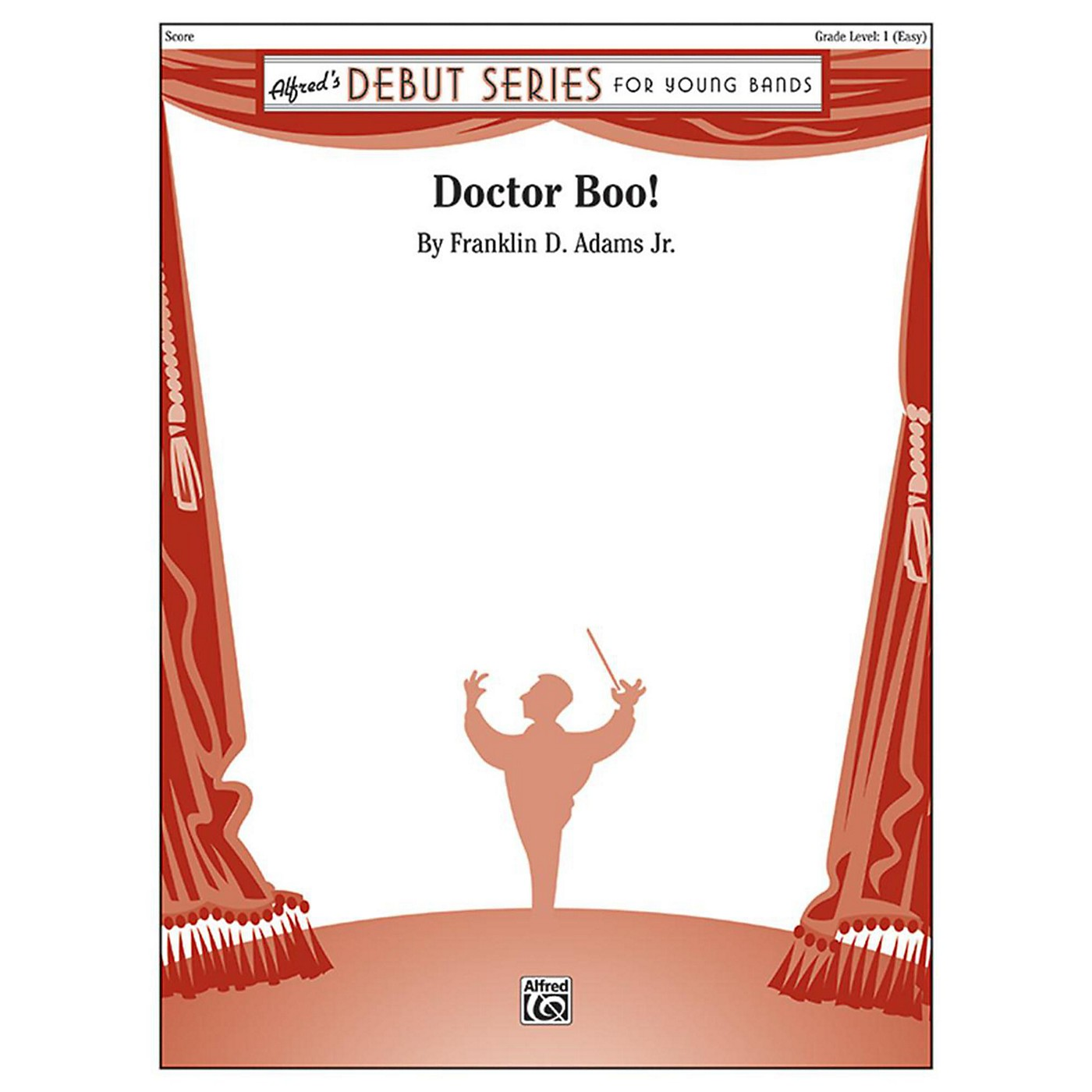 Alfred Doctor Boo! Concert Band Grade 1 thumbnail