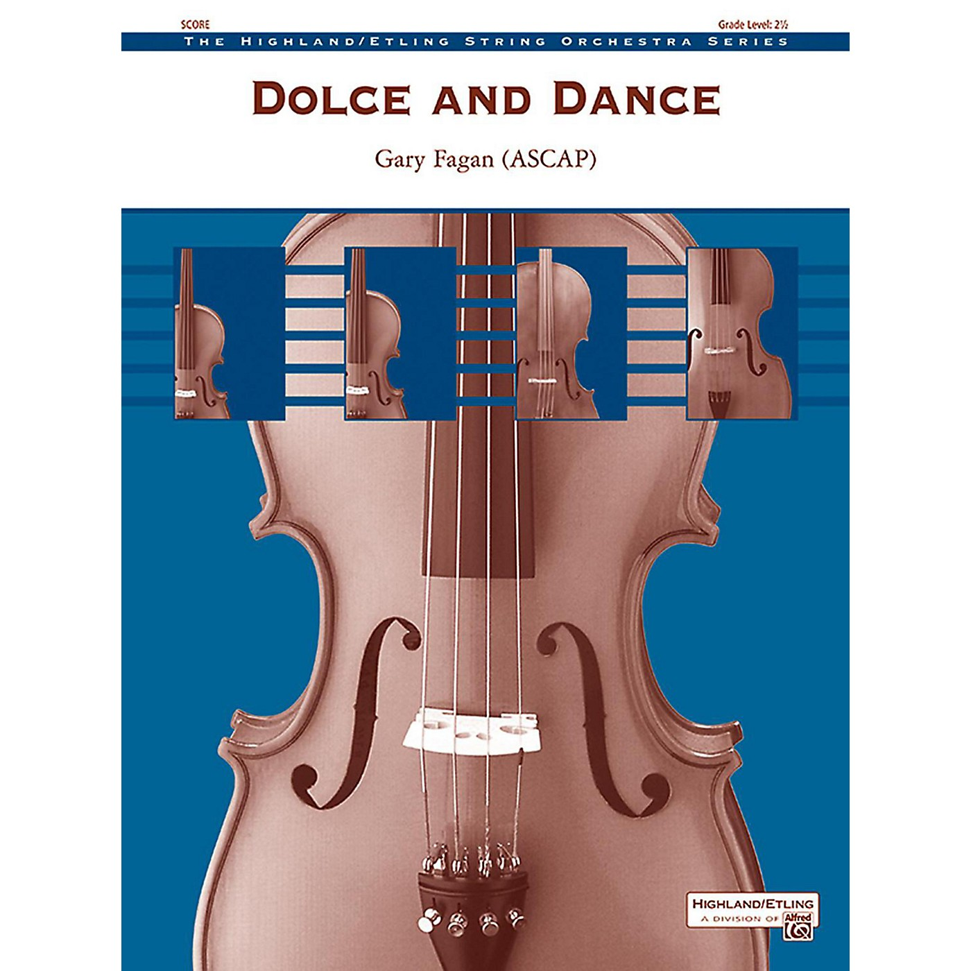 Alfred Dolce and Dance String Orchestra Grade 2.5 thumbnail
