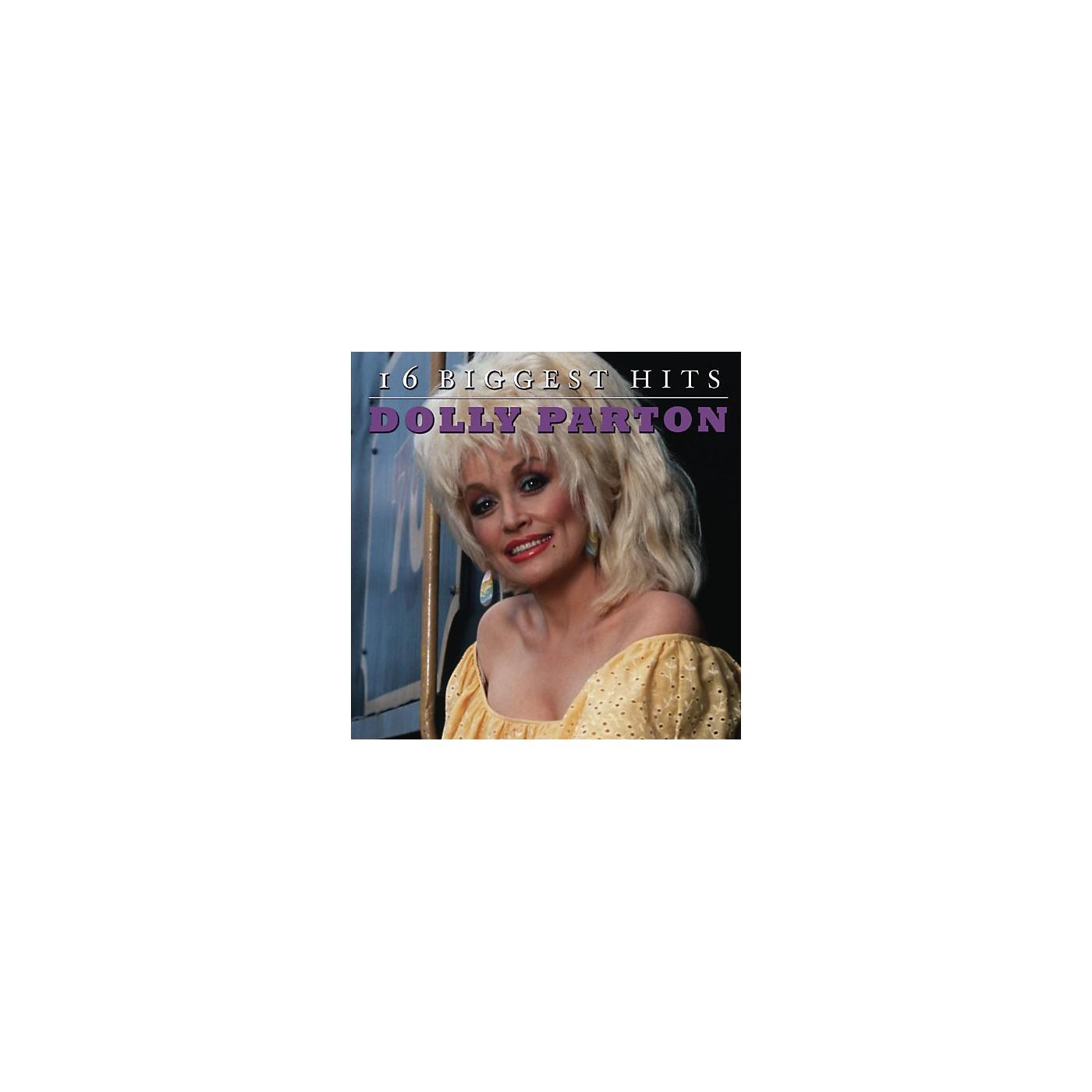 Alliance Dolly Parton - 16 Biggest Hits (CD) thumbnail