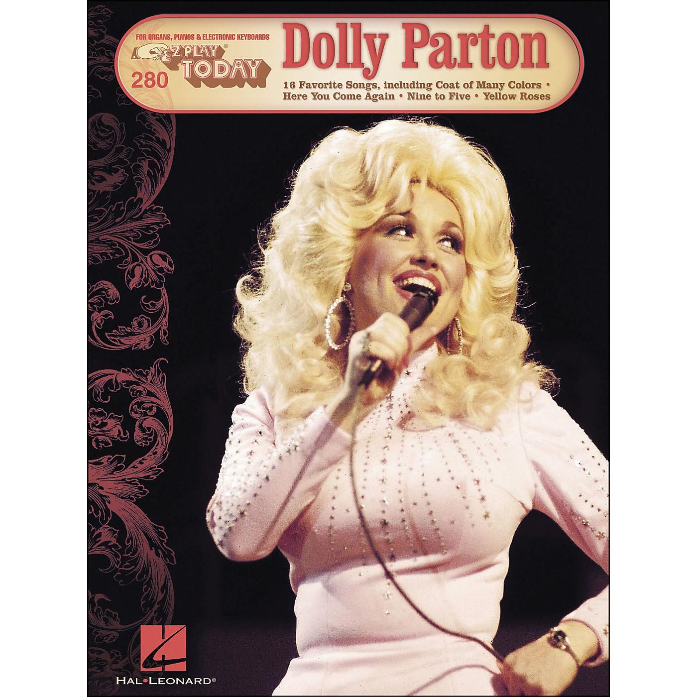 Hal Leonard Dolly Parton E-Z Play 280 thumbnail
