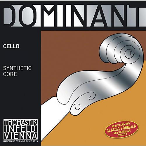 Thomastik Dominant 4/4 Size Heavy (Stark) Cello Strings-thumbnail