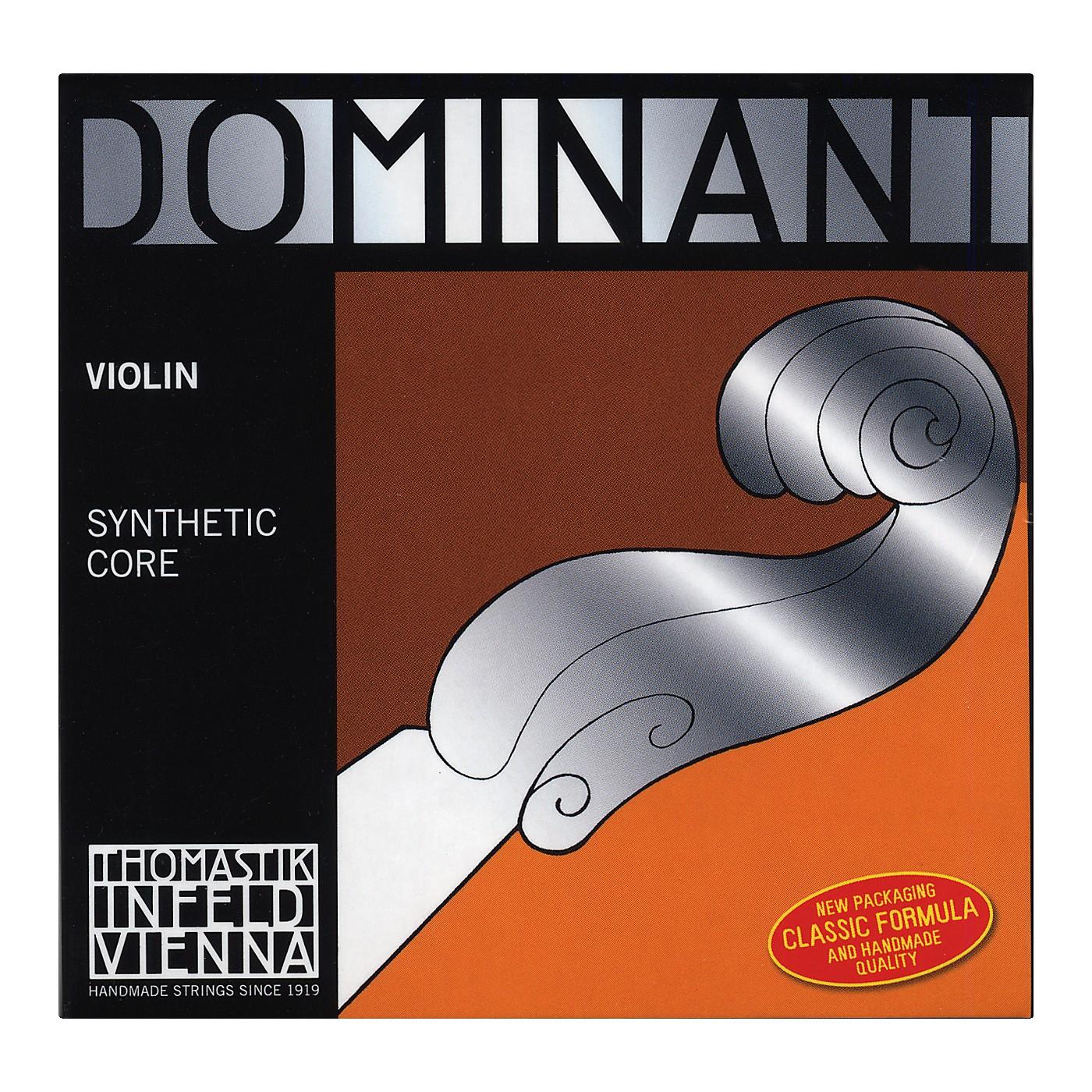 Thomastik Dominant 4/4 Size Stark (Heavy)  Violin Strings thumbnail