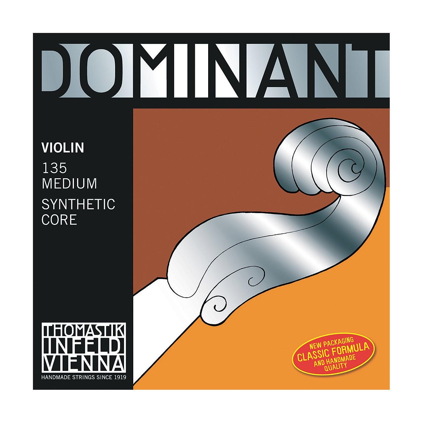 Thomastik Dominant 4/4 Size Violin Strings thumbnail