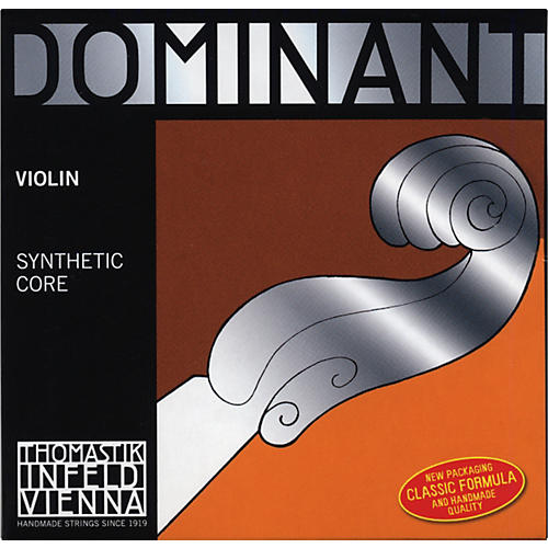 Thomastik Dominant 4/4 Size Weich (Light)  Violin Strings thumbnail