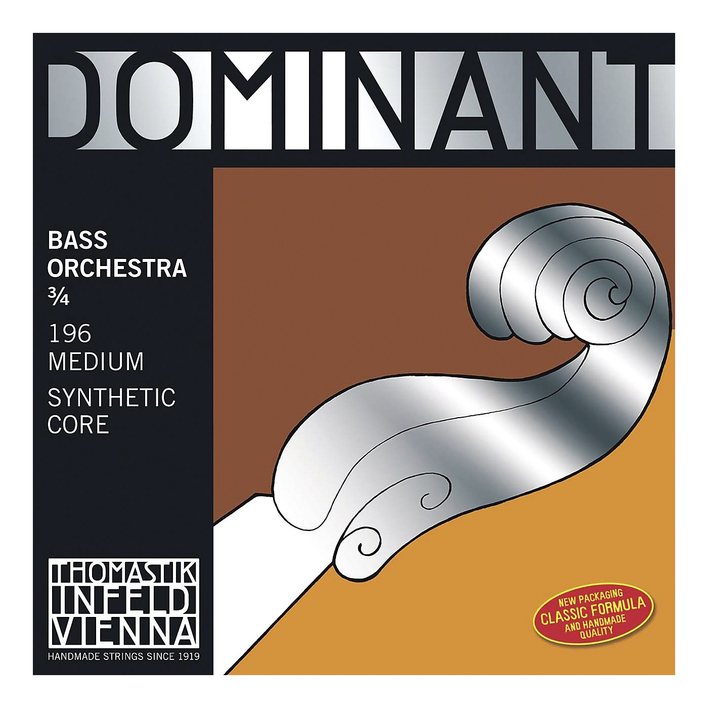 Thomastik Dominant Bass Strings thumbnail