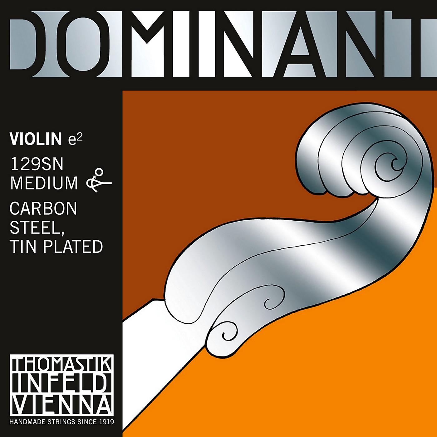 Thomastik Dominant Violin 4/4 Tin-plated E String thumbnail