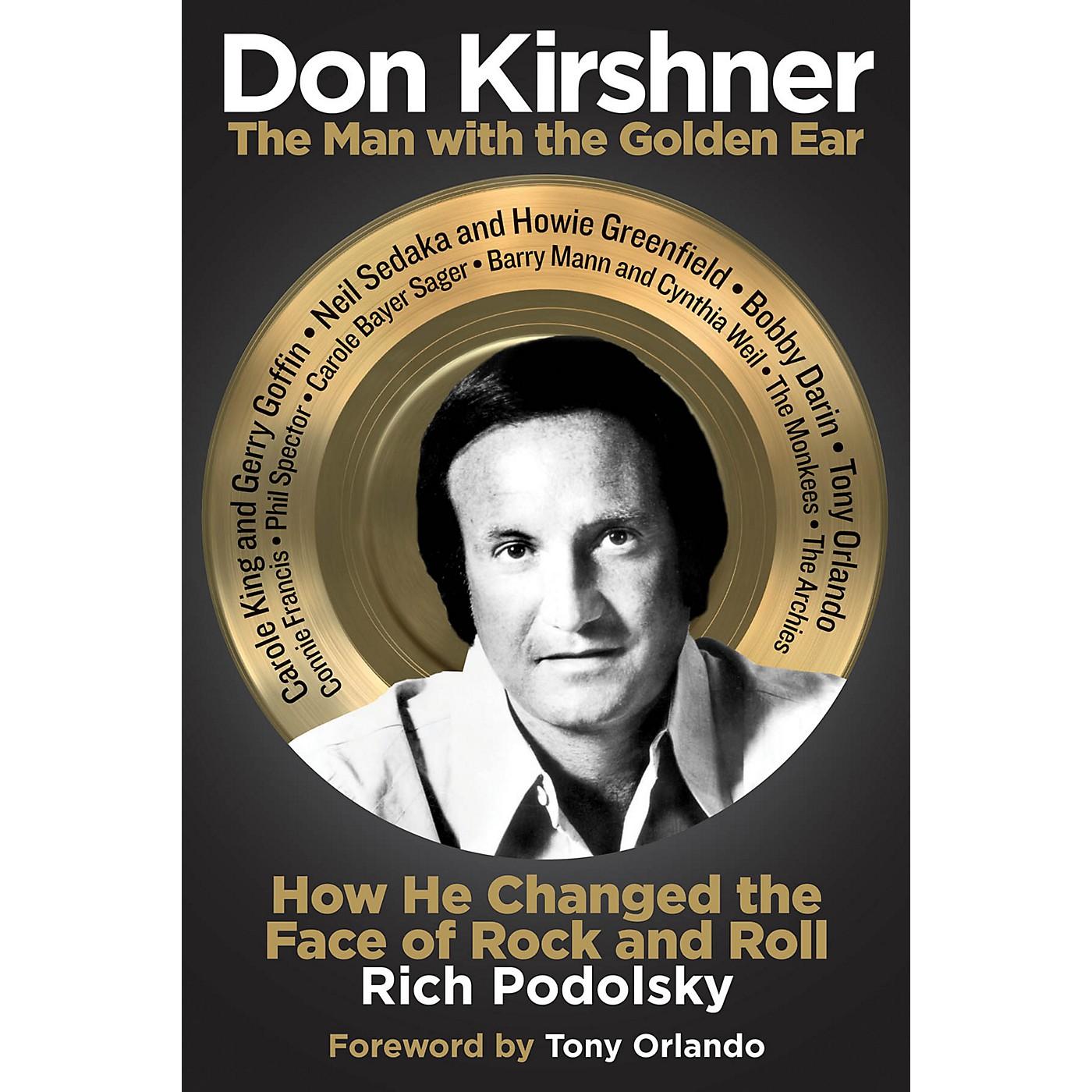 Hal Leonard Don Kirshner Book Series Hardcover Written by Rich Podolsky thumbnail