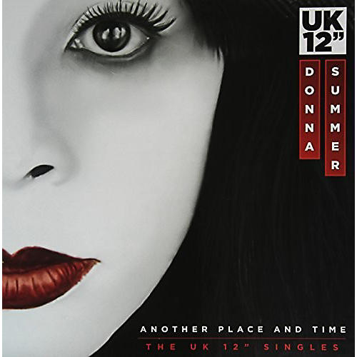 Alliance Donna Summer - Another Place and Time-The UK 12 Singles thumbnail