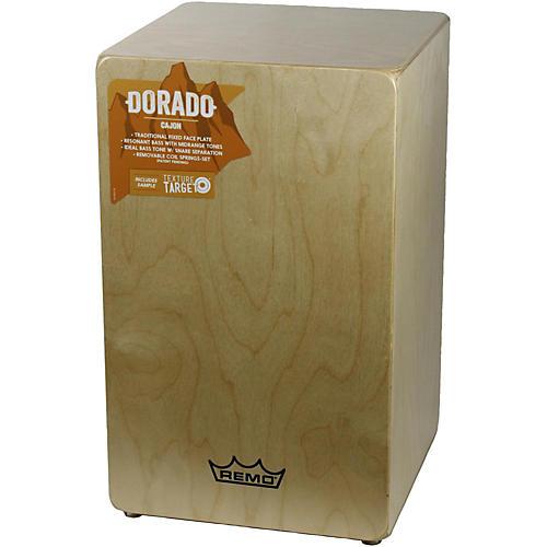Remo Dorado Cajon thumbnail