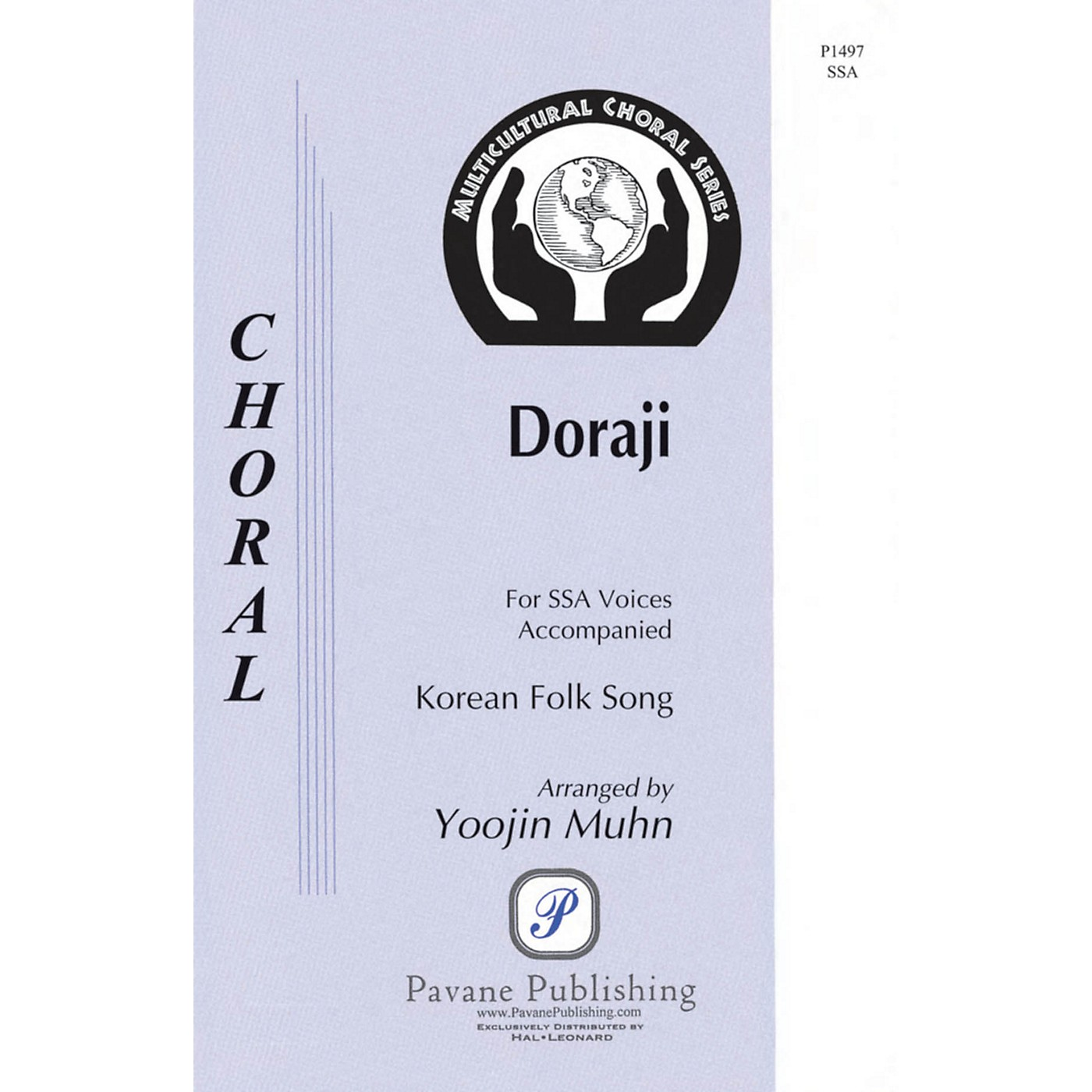 Pavane Doraji SSA arranged by Yoojin Muhn thumbnail