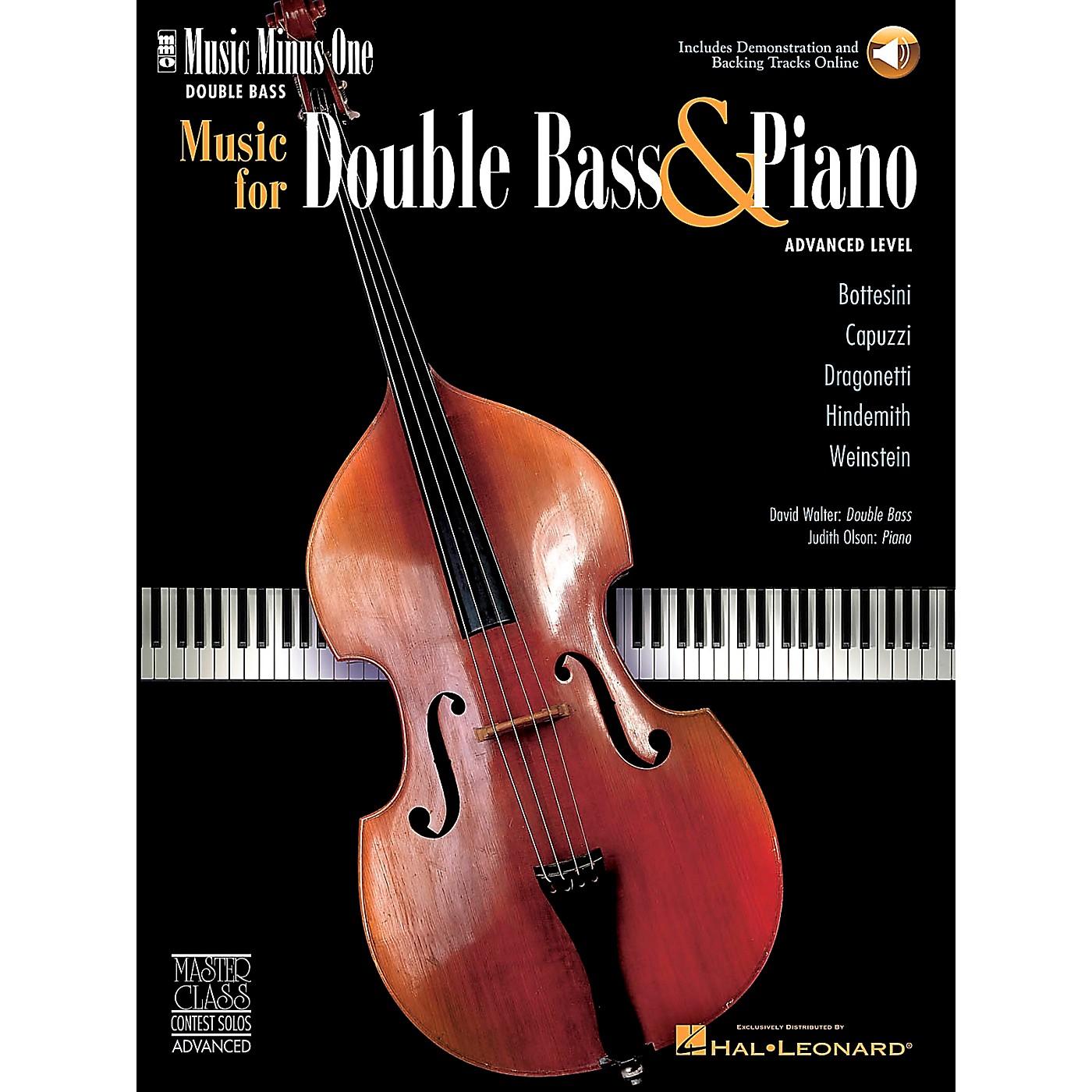 Hal Leonard Double Bass Contest Solos thumbnail