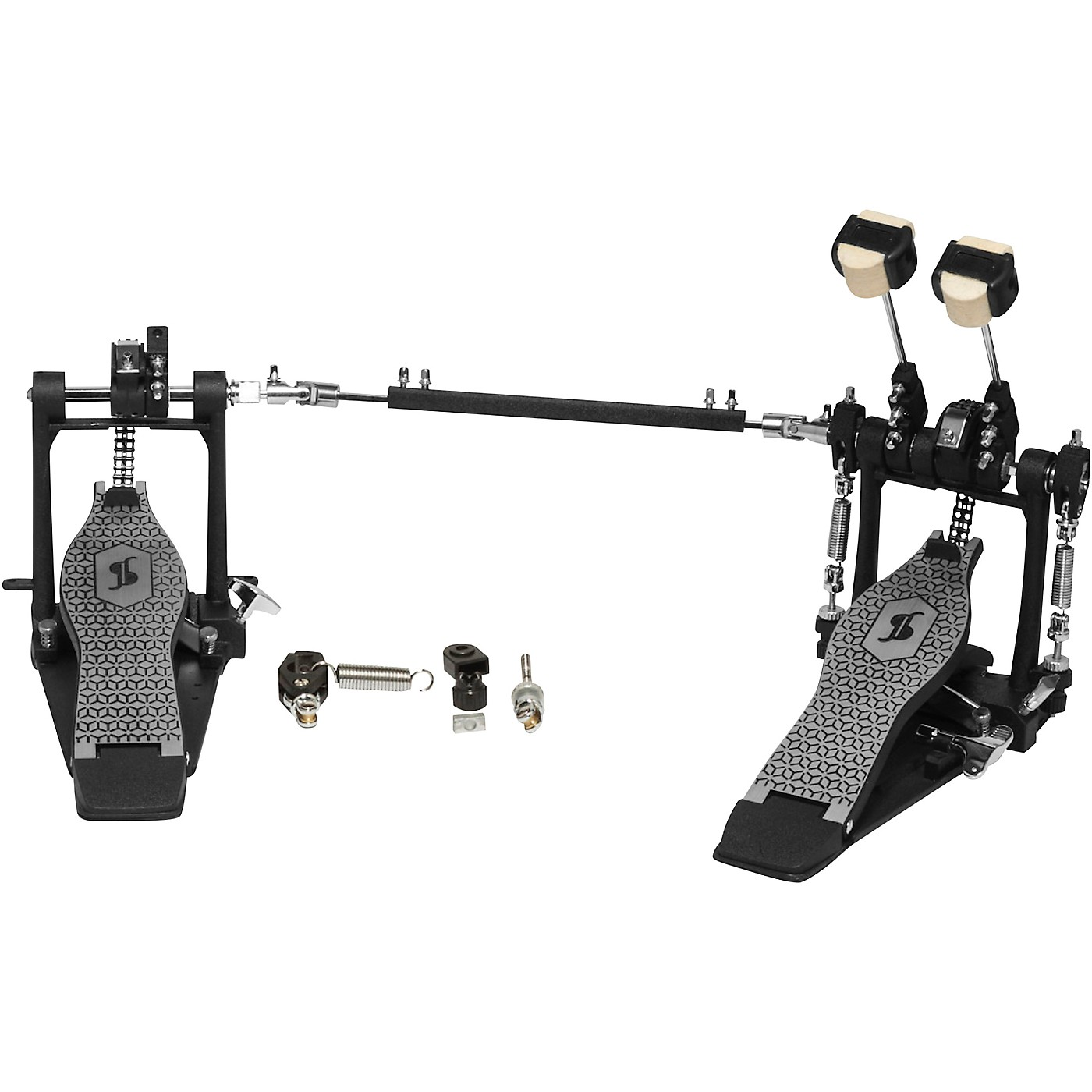 Stagg Double Bass Drum Pedal with Double Chain thumbnail