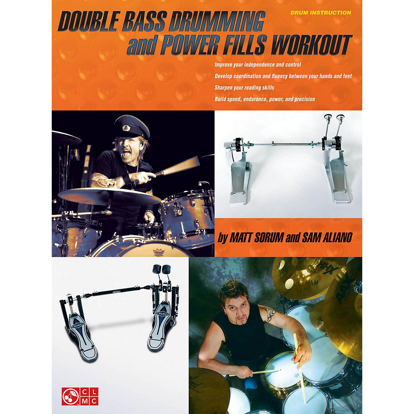 Cherry Lane Double Bass Drumming And Power Fills Workout thumbnail