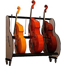 A&S Crafted Products Double-Bass Rack