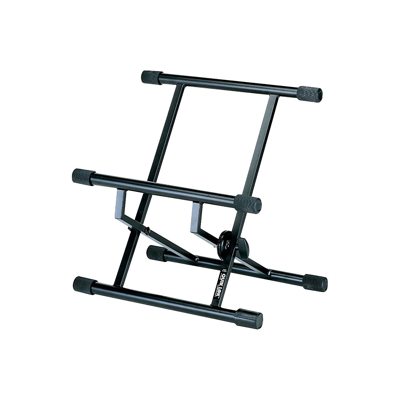 Quik-Lok Double-Brace Low-Profile Amp Stand thumbnail
