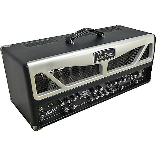 Kustom Double Cross 100W Tube Guitar Amp Head thumbnail