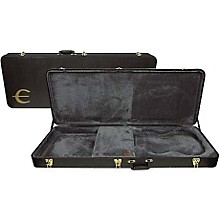Epiphone Double Neck Hardshell Case for G-1275 Custom Electric Guitars