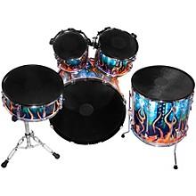 Pintech Double Zone Acoustic to Electronic Drum Conversion Kit