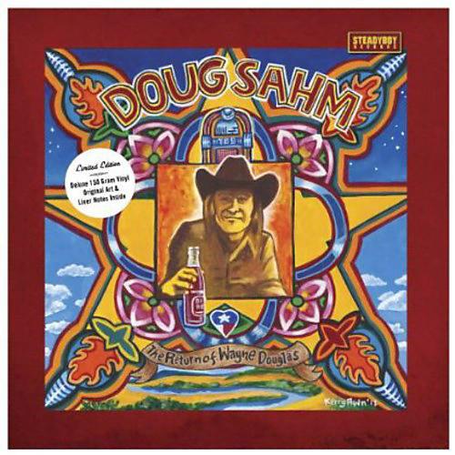 Alliance Doug Sahm - The Return Of Wayne Douglas thumbnail