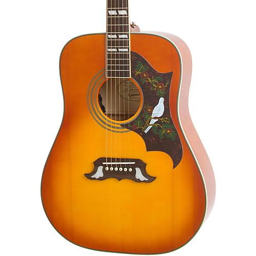 Epiphone Dove Pro Acoustic-Electric Guitar thumbnail