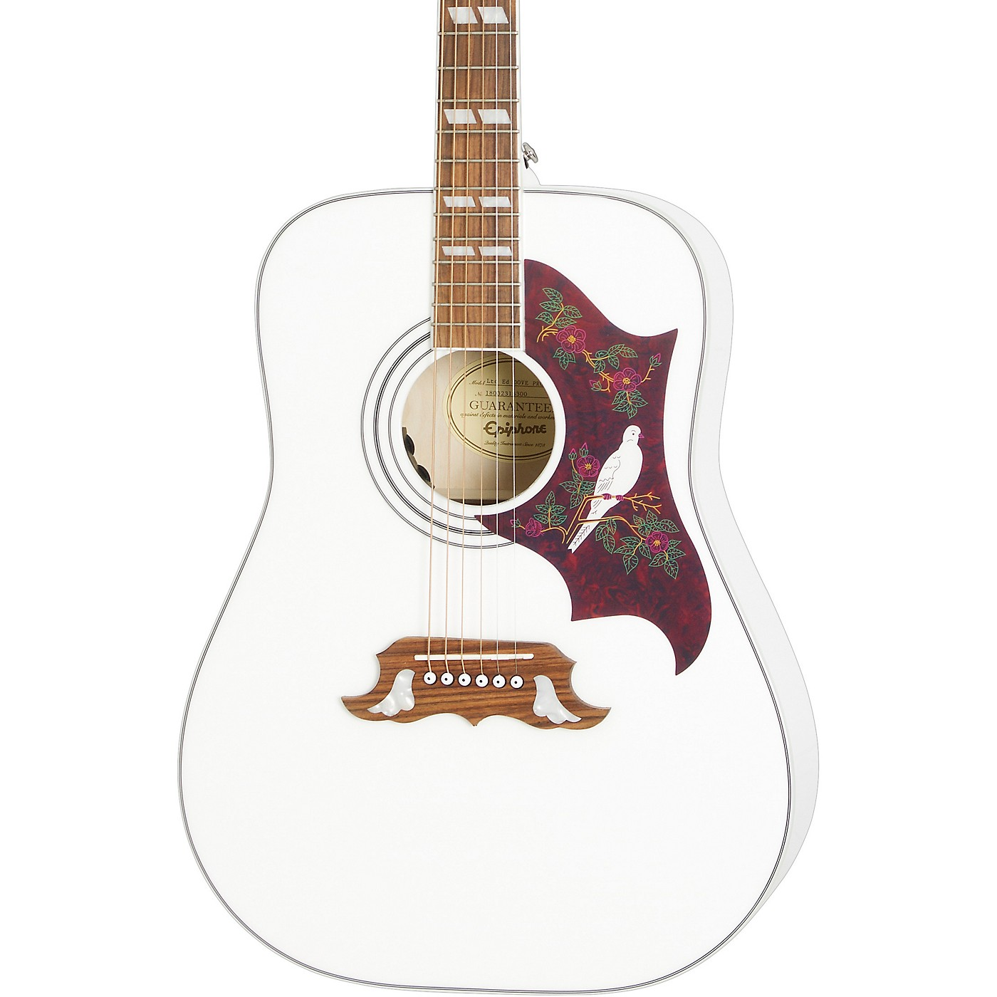 Epiphone Dove Studio Limited-Edition Acoustic-Electric Guitar thumbnail