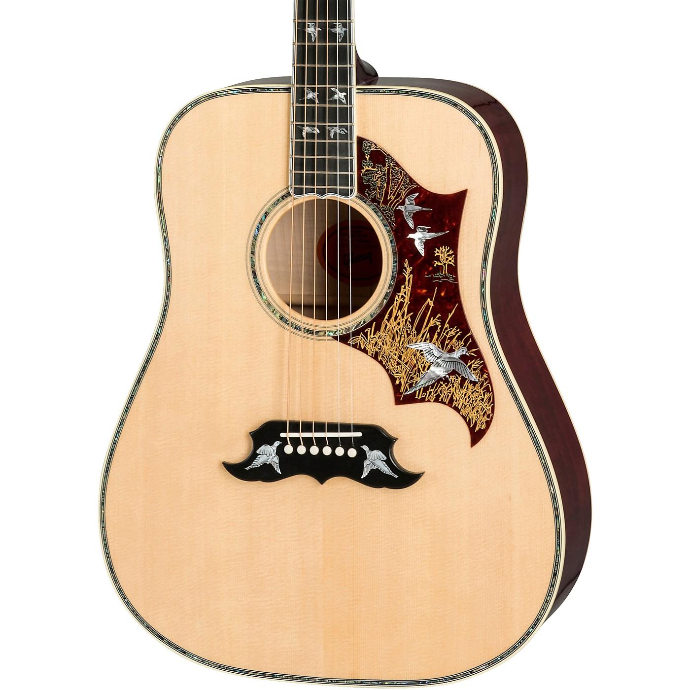 Gibson Doves In Flight Acoustic Guitar thumbnail