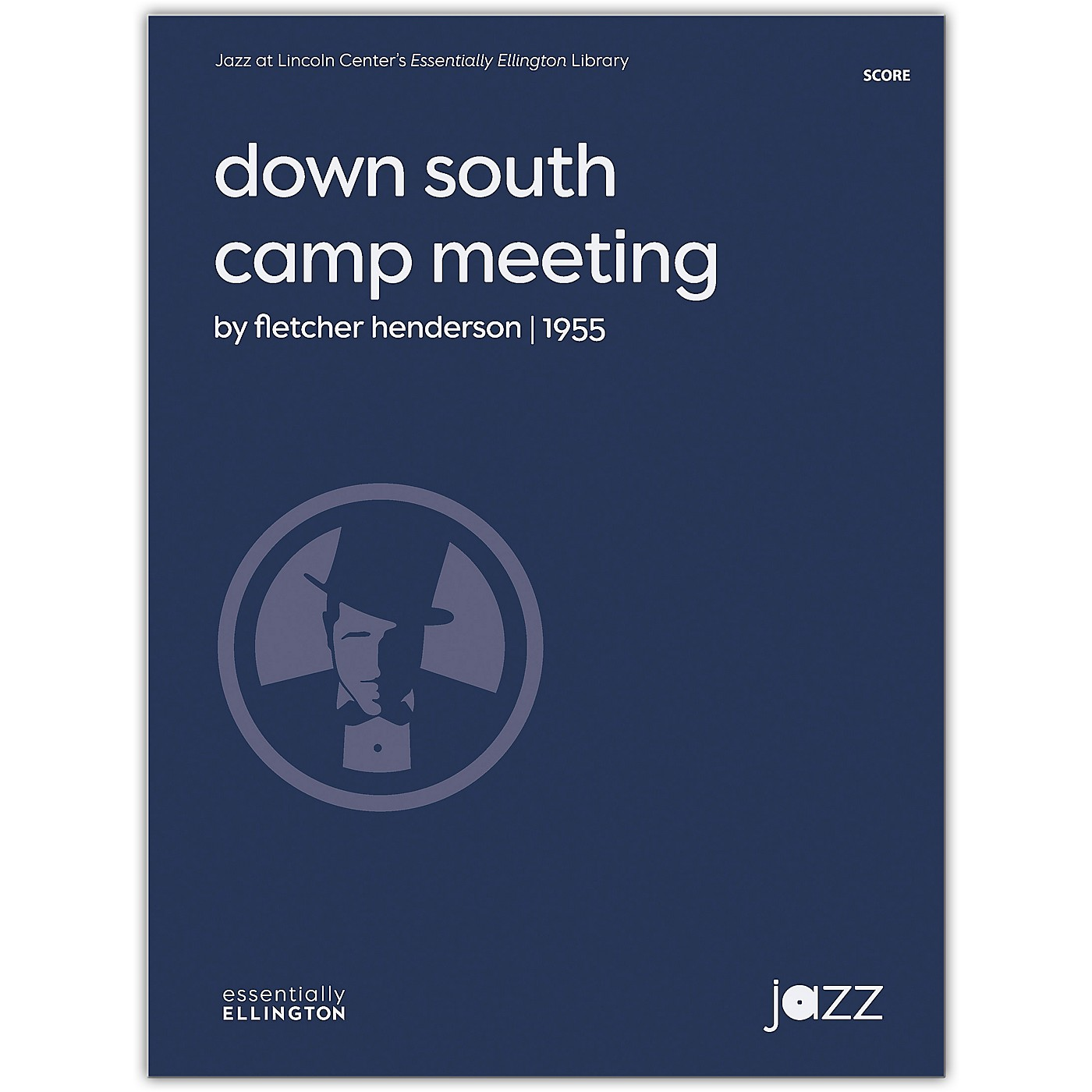 Alfred Down South Camp Meeting Conductor Score 4 (Medium Advanced / Difficult) thumbnail