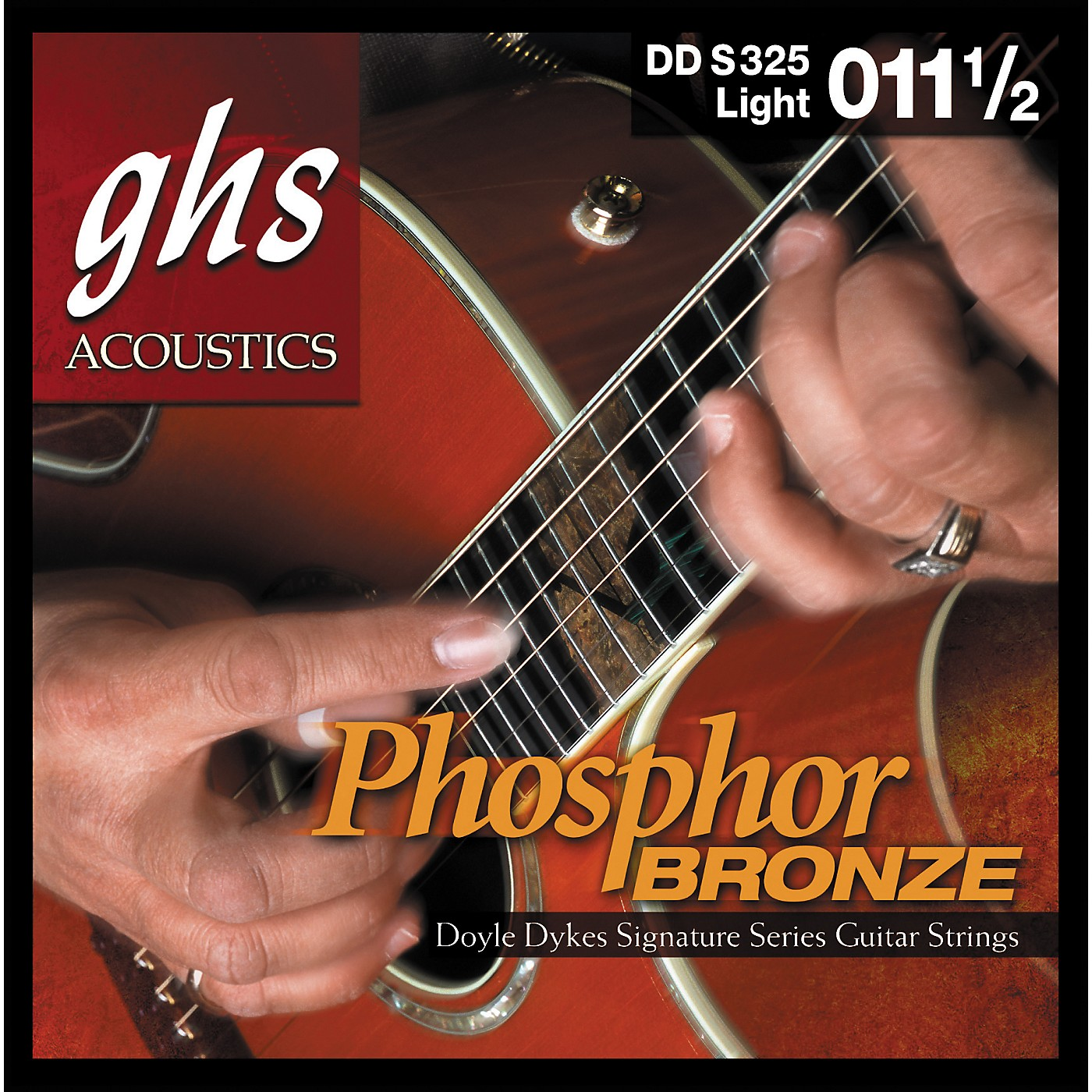 GHS Doyle Dykes Signature Acoustic Guitar Strings thumbnail