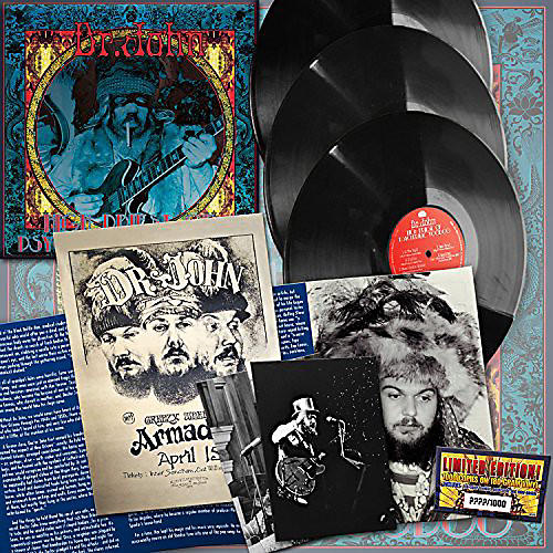 Alliance Dr. John - High Priest of Psychedelic Voodoo thumbnail