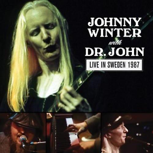 Alliance Dr. John - Live in Sweden 1987   Johnny Winter & Dr. John thumbnail