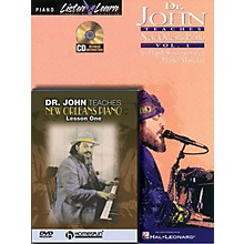 Homespun Dr. John - Piano Bundle Pack Homespun Tapes Series Softcover with DVD Written by Dr. John Rebennack