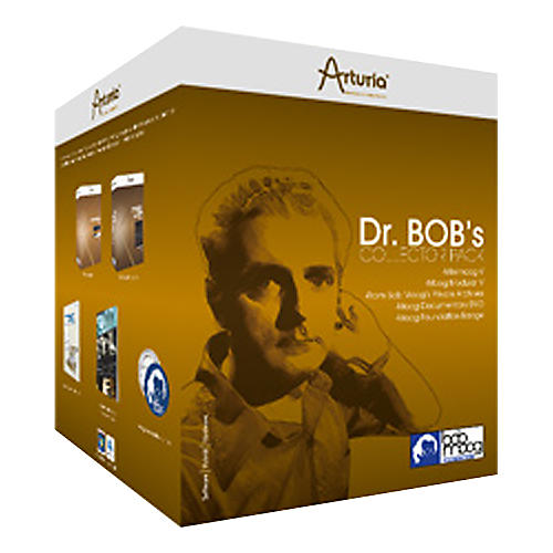 Arturia Dr.Bob's Collector Pack thumbnail